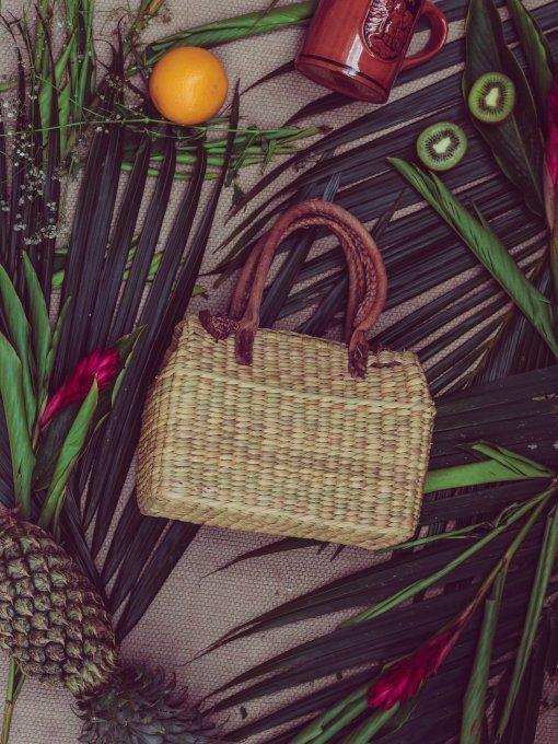 Dakota Mini Basket Bag