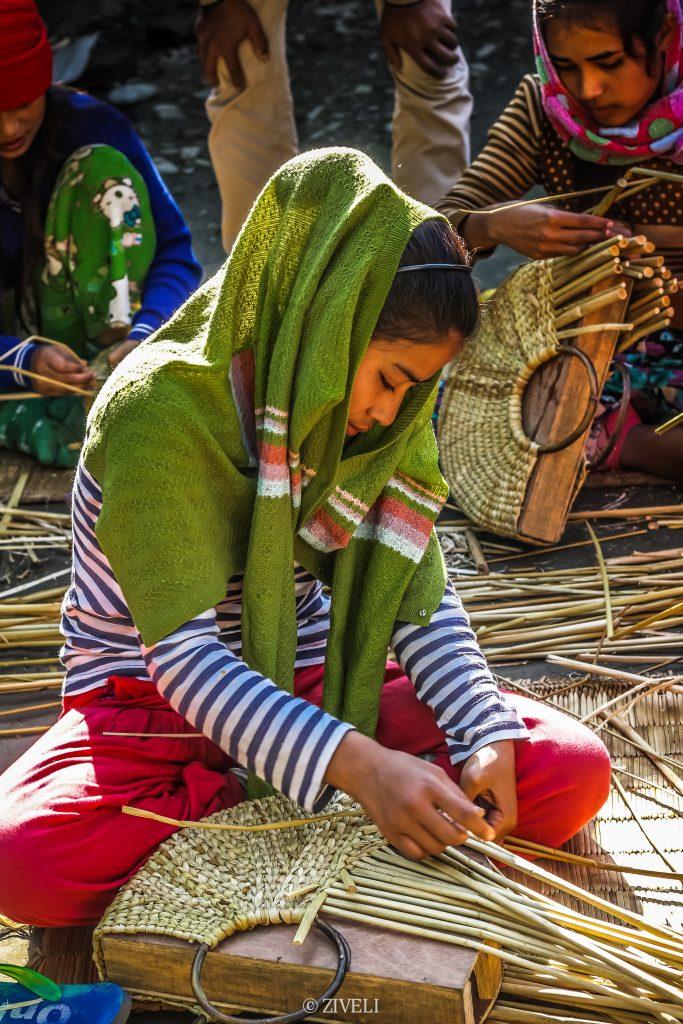 Kauna Reed Craft Ziveli