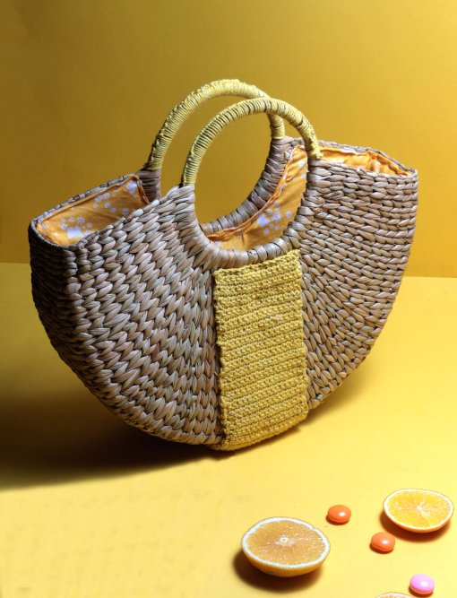 Primrose Women Straw Handbag
